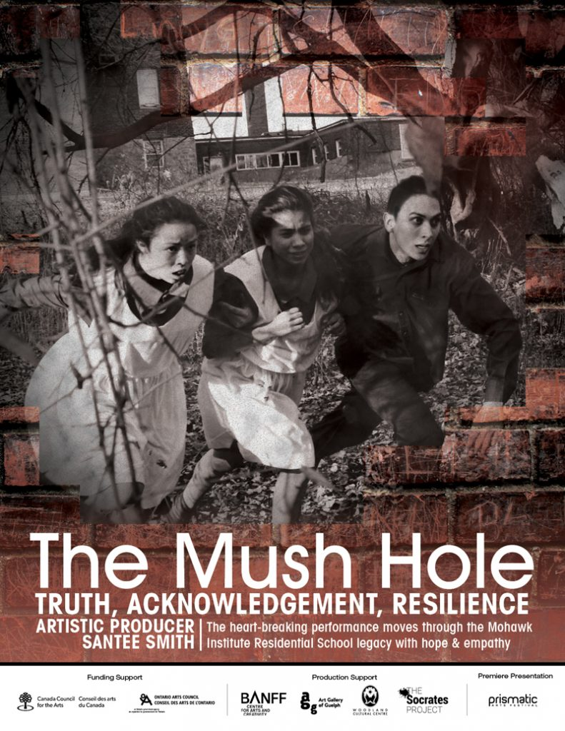 The Mush Hole poster