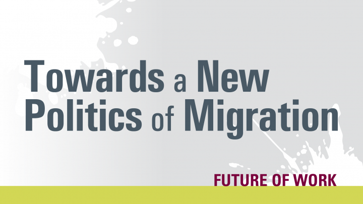 test: towards a new politics of migration