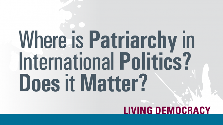 text: where is patriarchy
