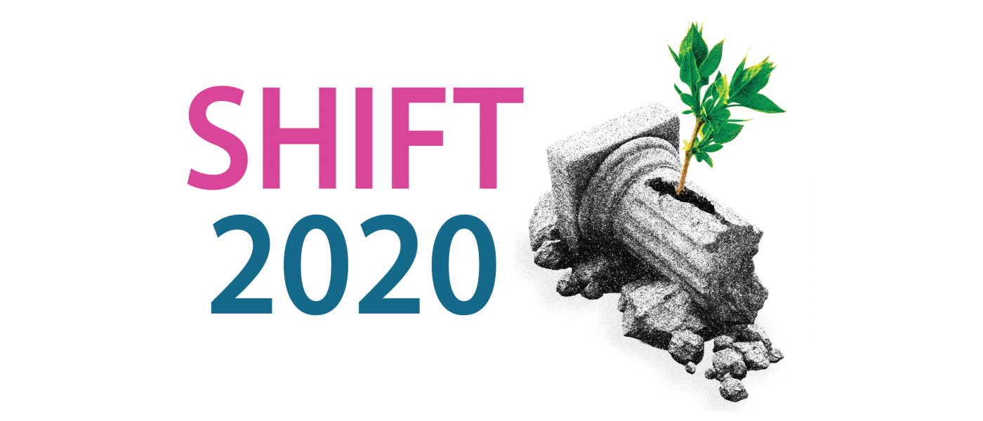 SHIFT 2020 logo
