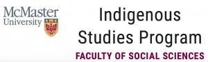 Indigenous Studies program logo